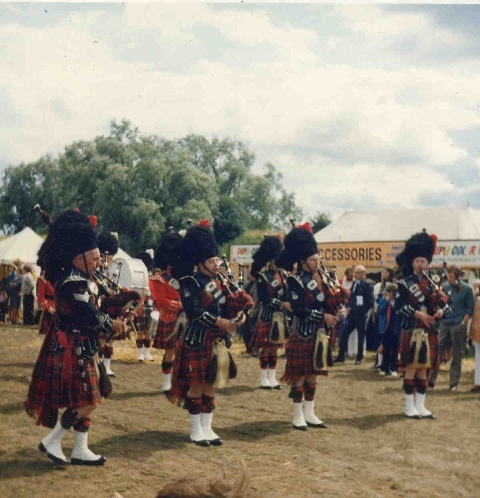 1975 Cheltenham - C&G District Band